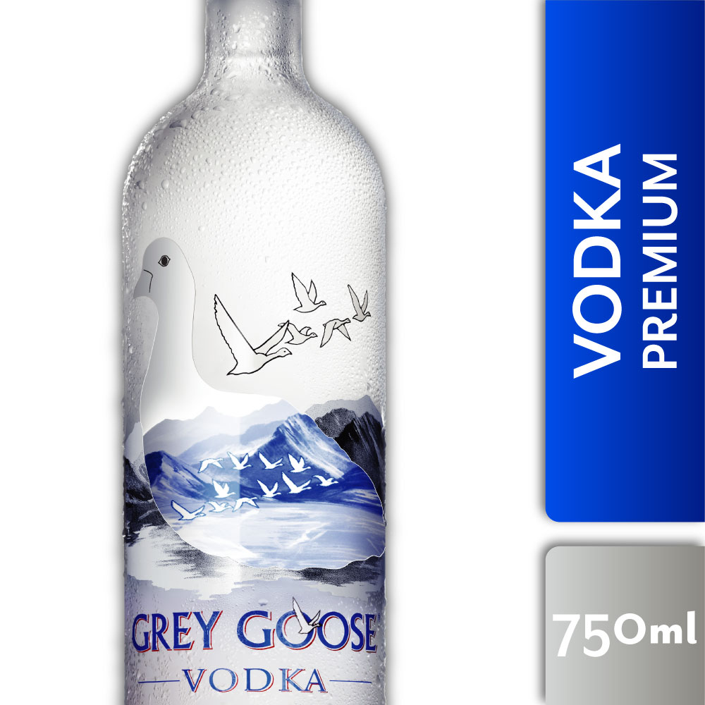 GREY GOOSE ORIGINAL 40º 750mls