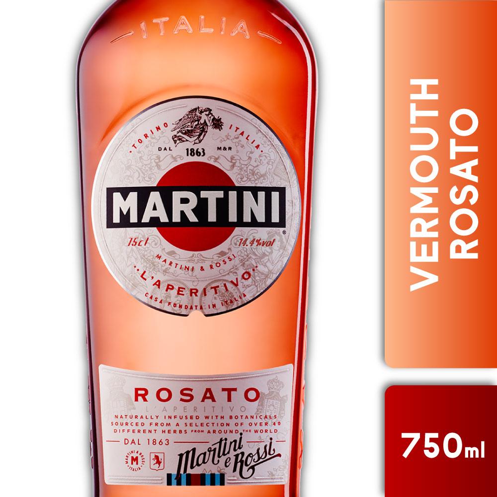 MARTINI ROSATO 15º 750mls