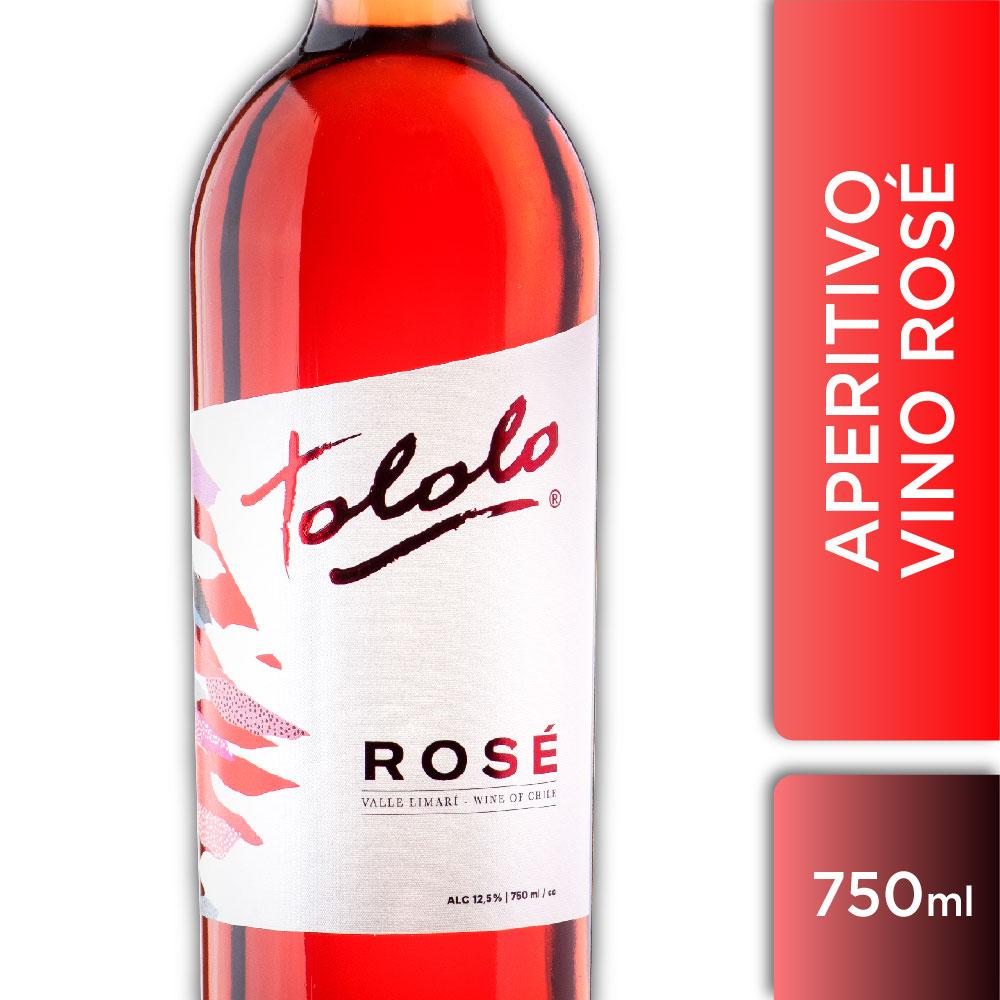 TOLOLO ROSE 12.5° 750ml