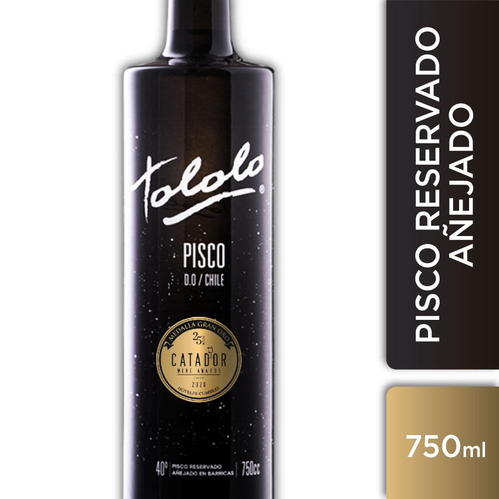 TOLOLO BLACK 40° 750ml