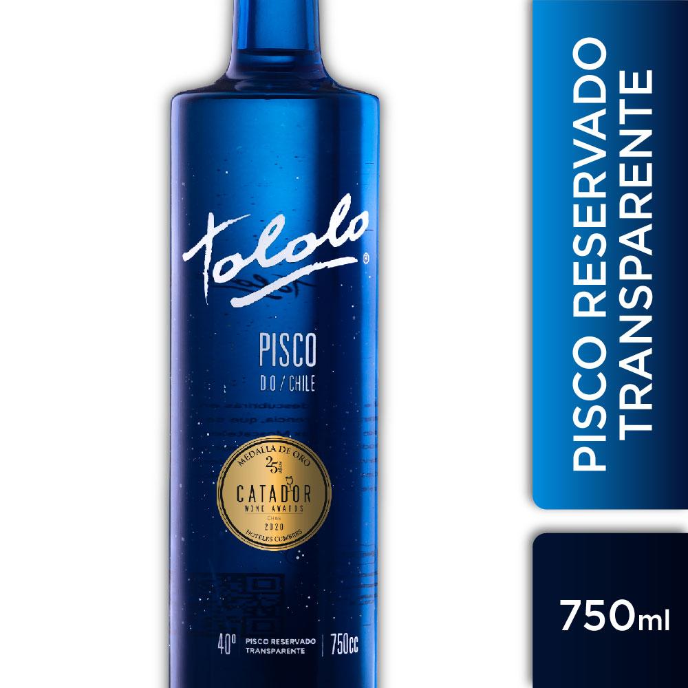 TOLOLO BLUE 40° 750ml