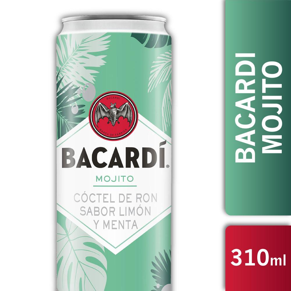 BACARDI MOJITO 310ML