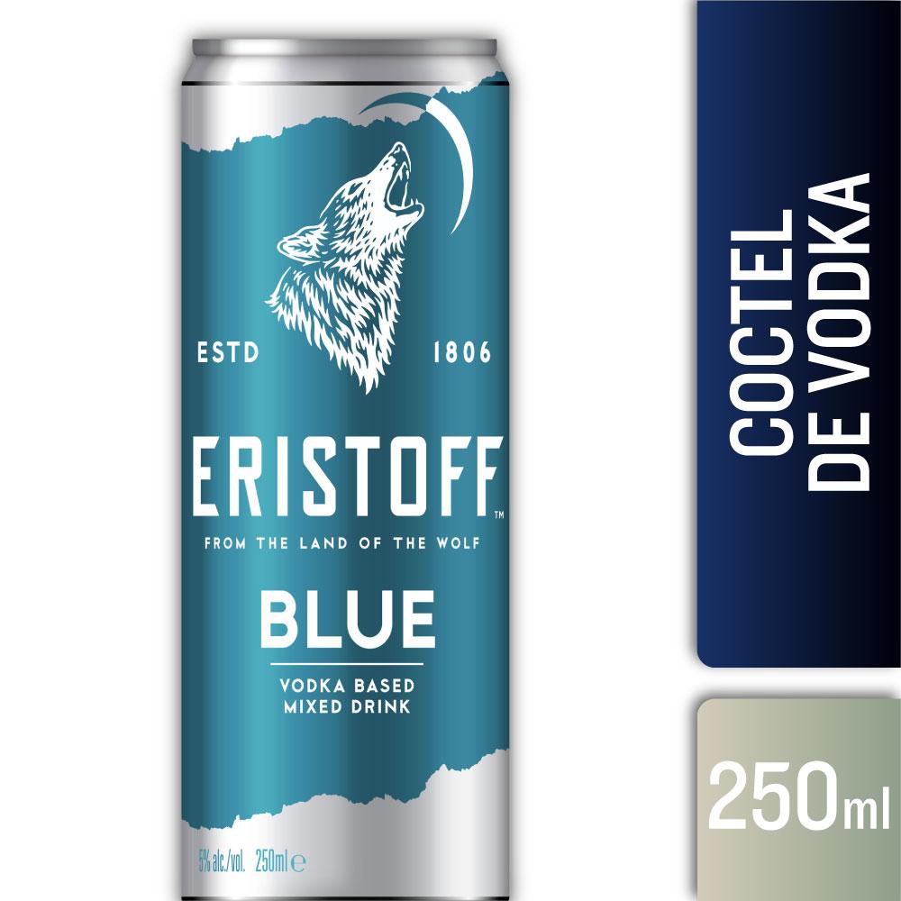 ERISTOFF BLUE 250ml