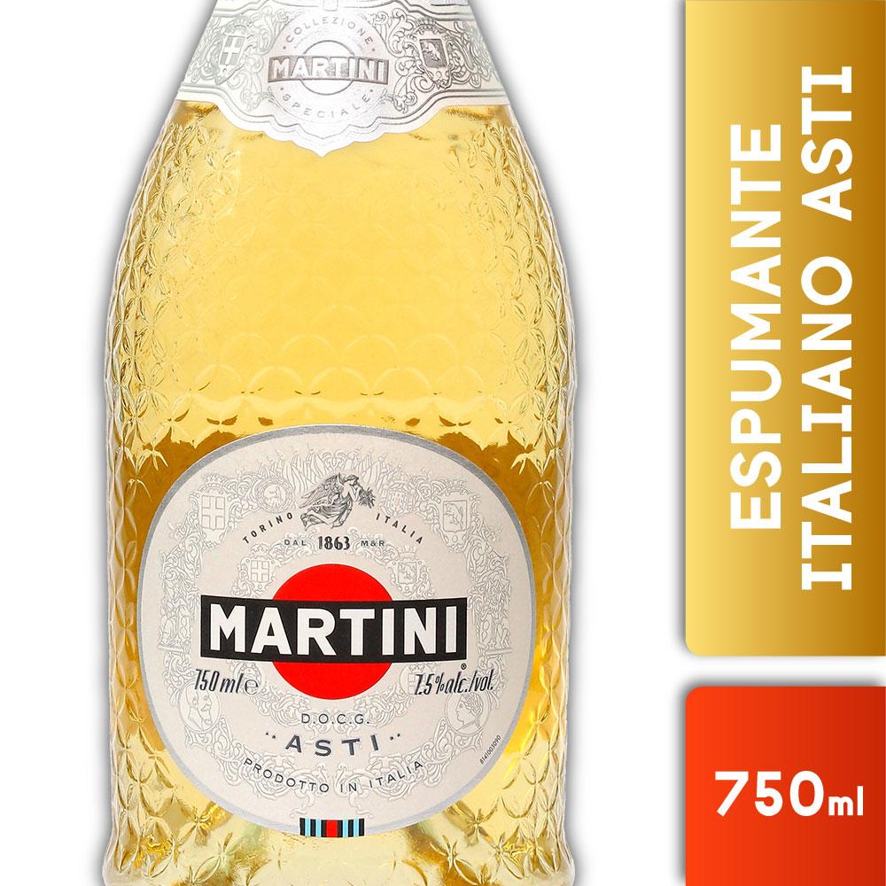 MARTINI SPARKLING ASTI COLLEZIONE 7,5º 750mls