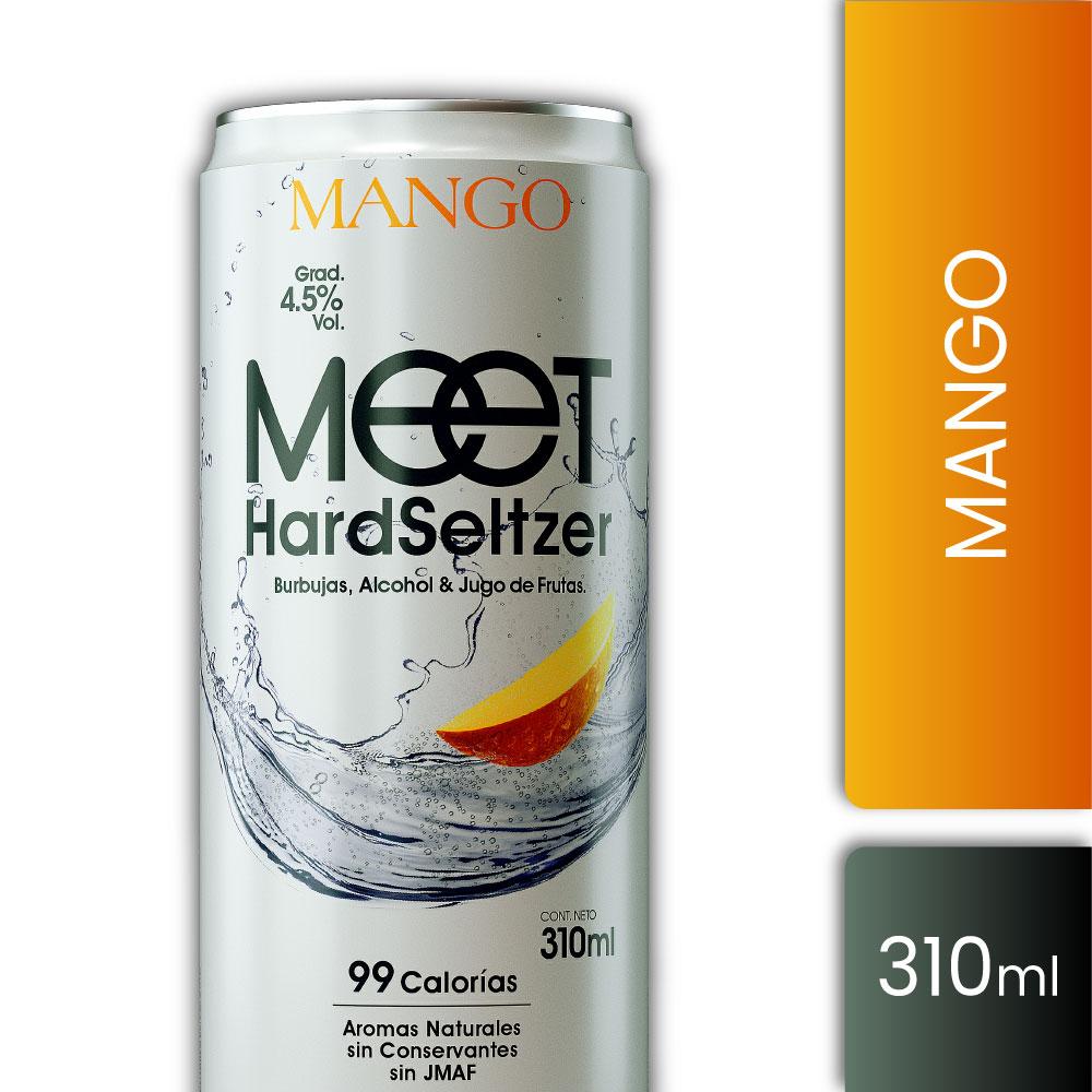 MEET HS MANGO 4,5° 310ml