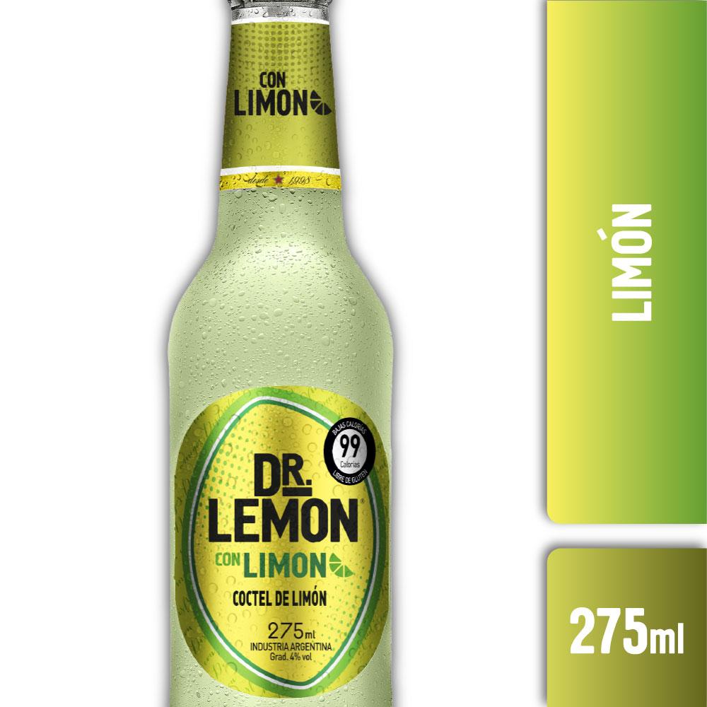 DR LEMON LIMON 275ml