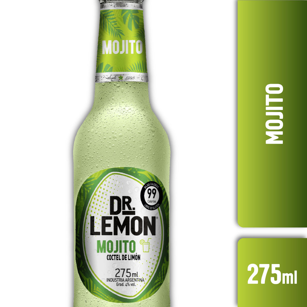 DR LEMON MOJITO 275ml