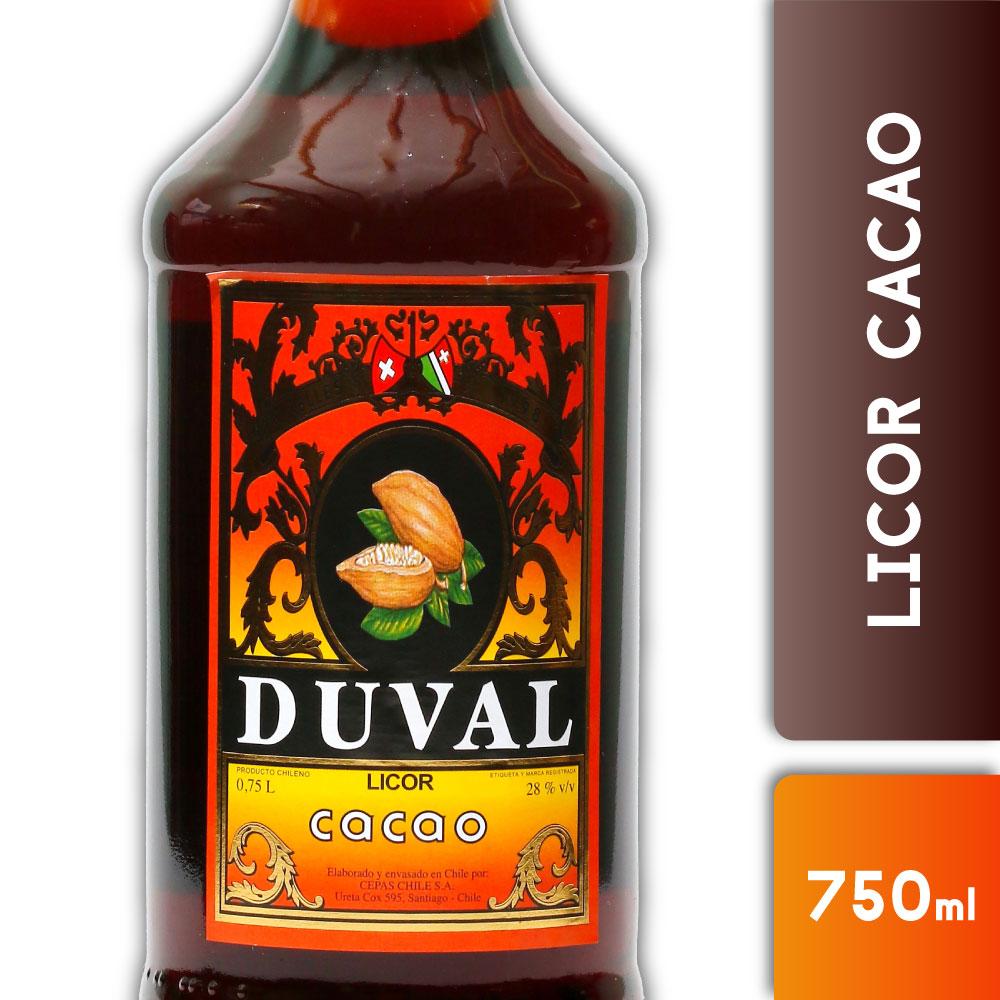 DUVAL CACAO 28º 750mls