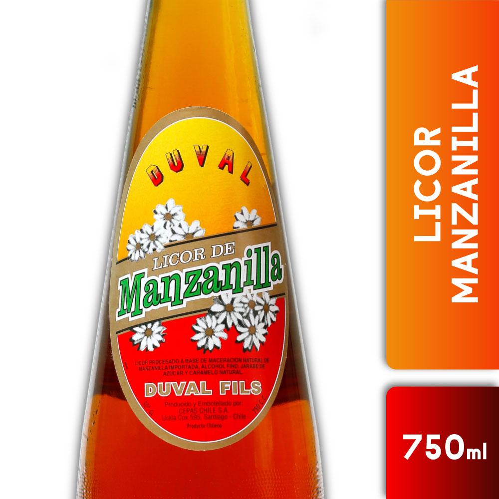 DUVAL MANZANILLA 30º 750mls
