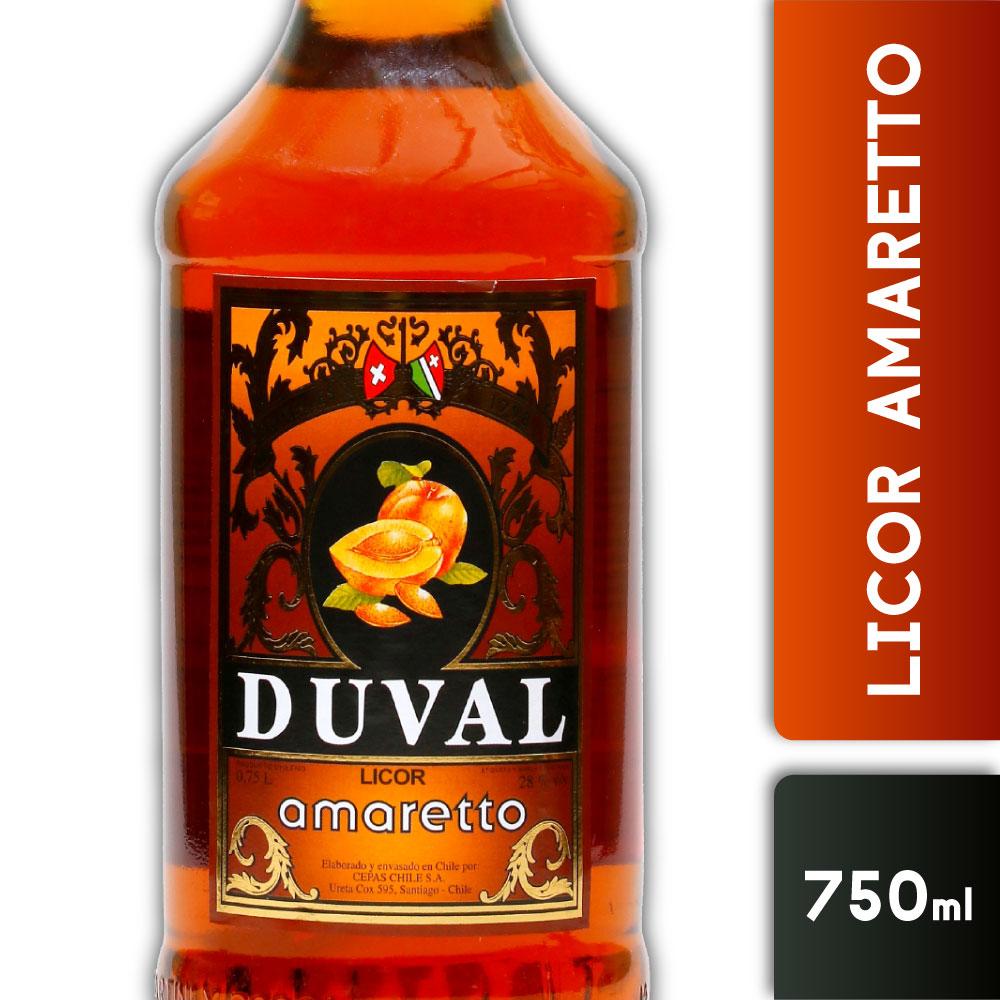 DUVAL AMARETTO 28º 750mls