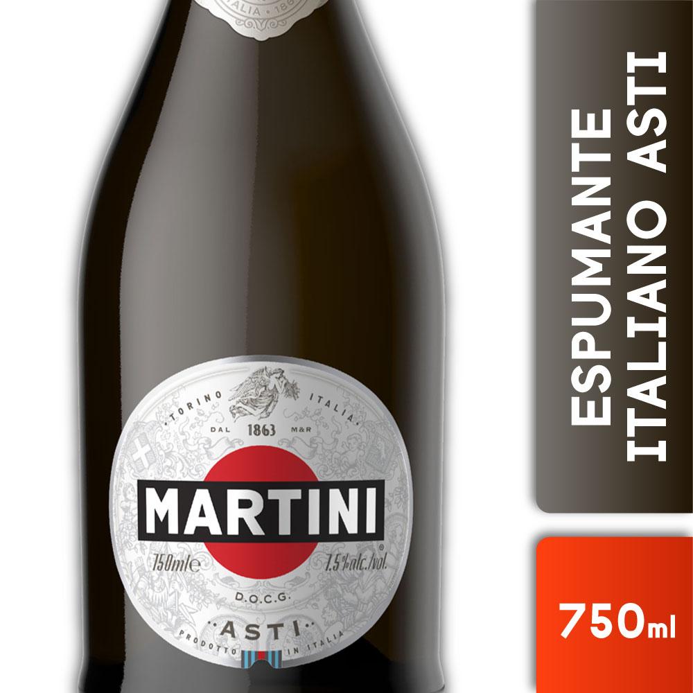 MARTINI SPARKLING ASTI 7,5º 750mls