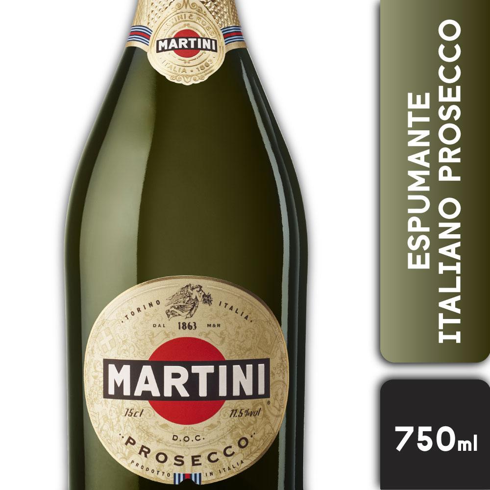 MARTINI SPARKLING PROSECCO 11,5º 750mls
