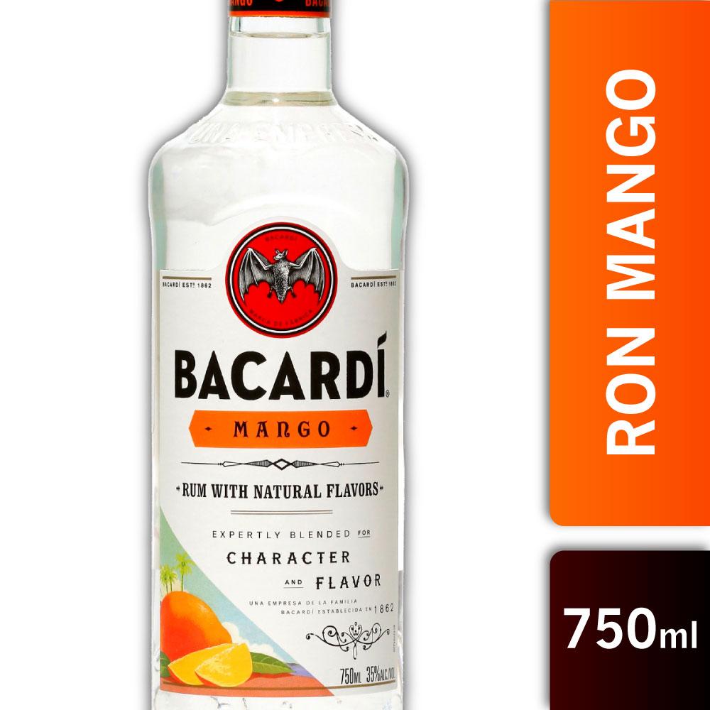 BACARDI MANGO FUSION 35º 750mls