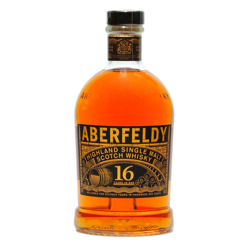 ABERFELDY 16 AÑOS 40º 750 ml