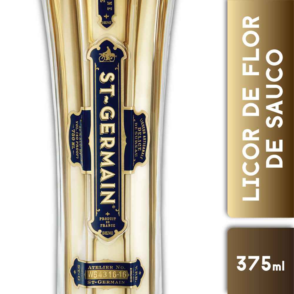 ST GERMAIN 20º 375mls