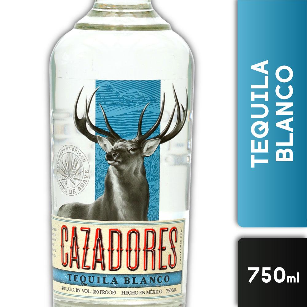 CAZADORES BLANCO 40º 750mls
