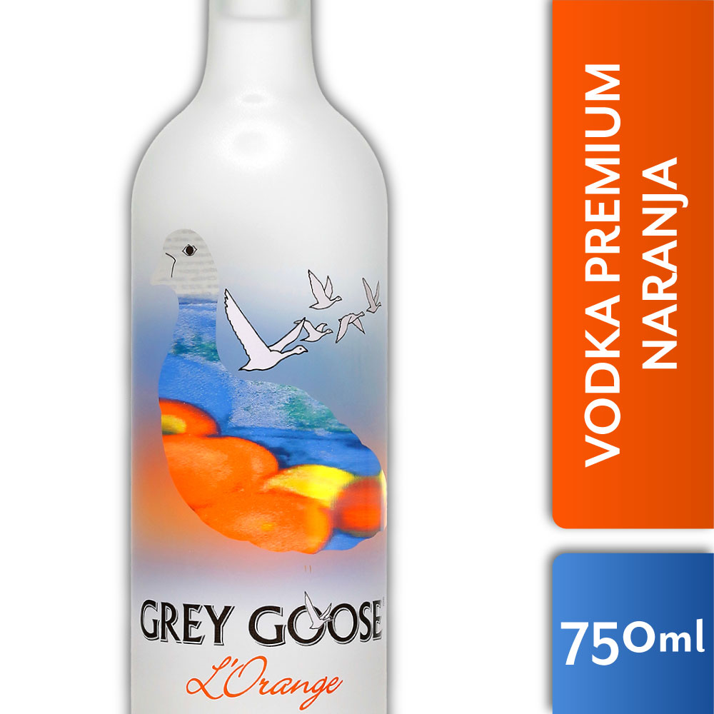 GREY GOOSE L'ORANGE 40º 750mls