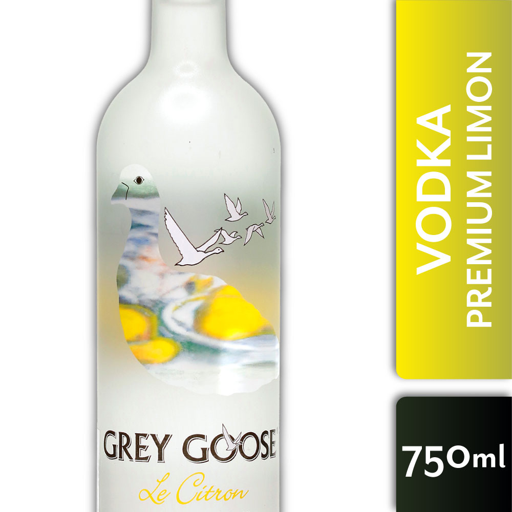 GREY GOOSE LE CITRON 40º 750mls