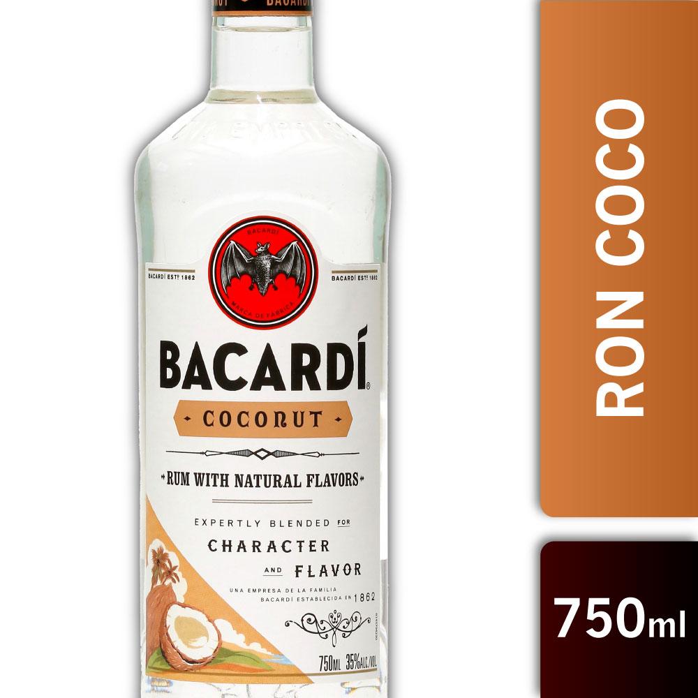 BACARDI COCO 35º 750mls