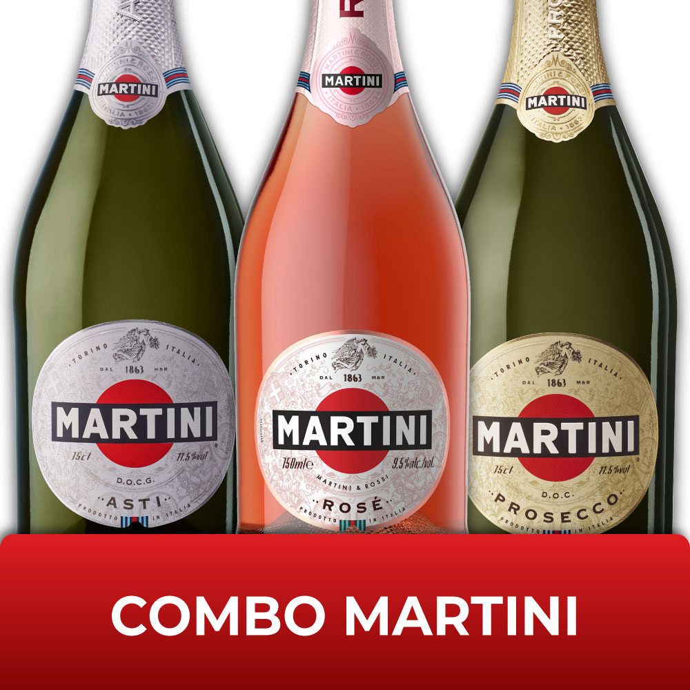 Combo MARTINIs