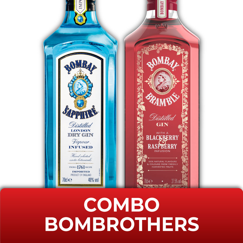 Combo BOMBROTHERSs