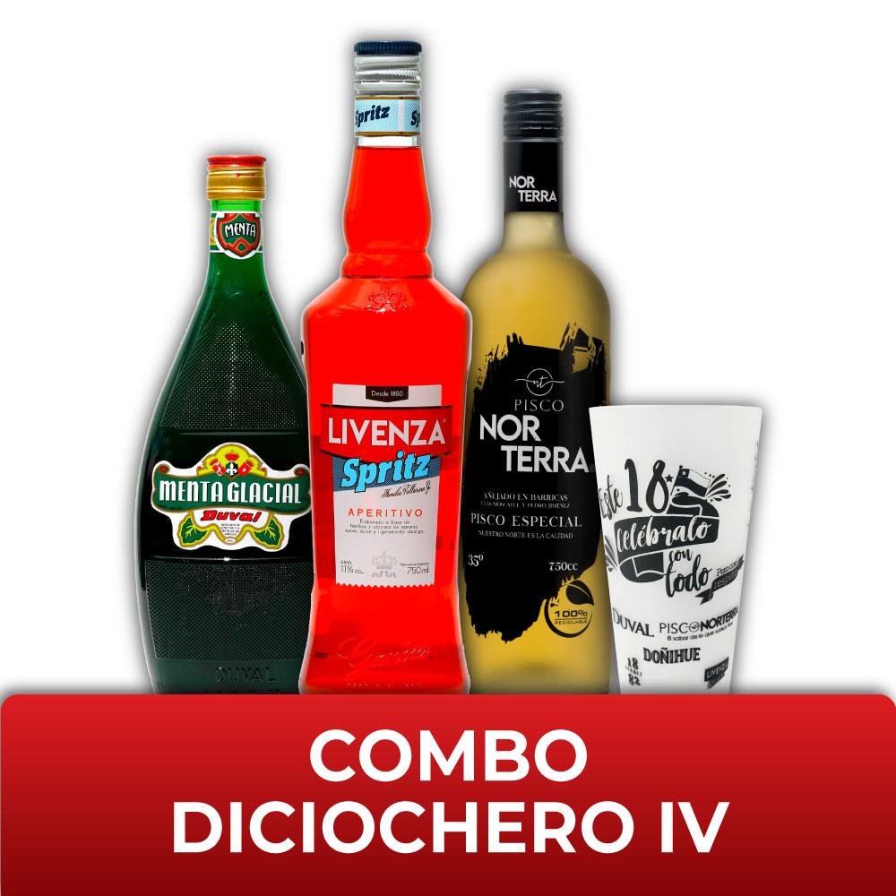 Combo DICIOCHERO 4
