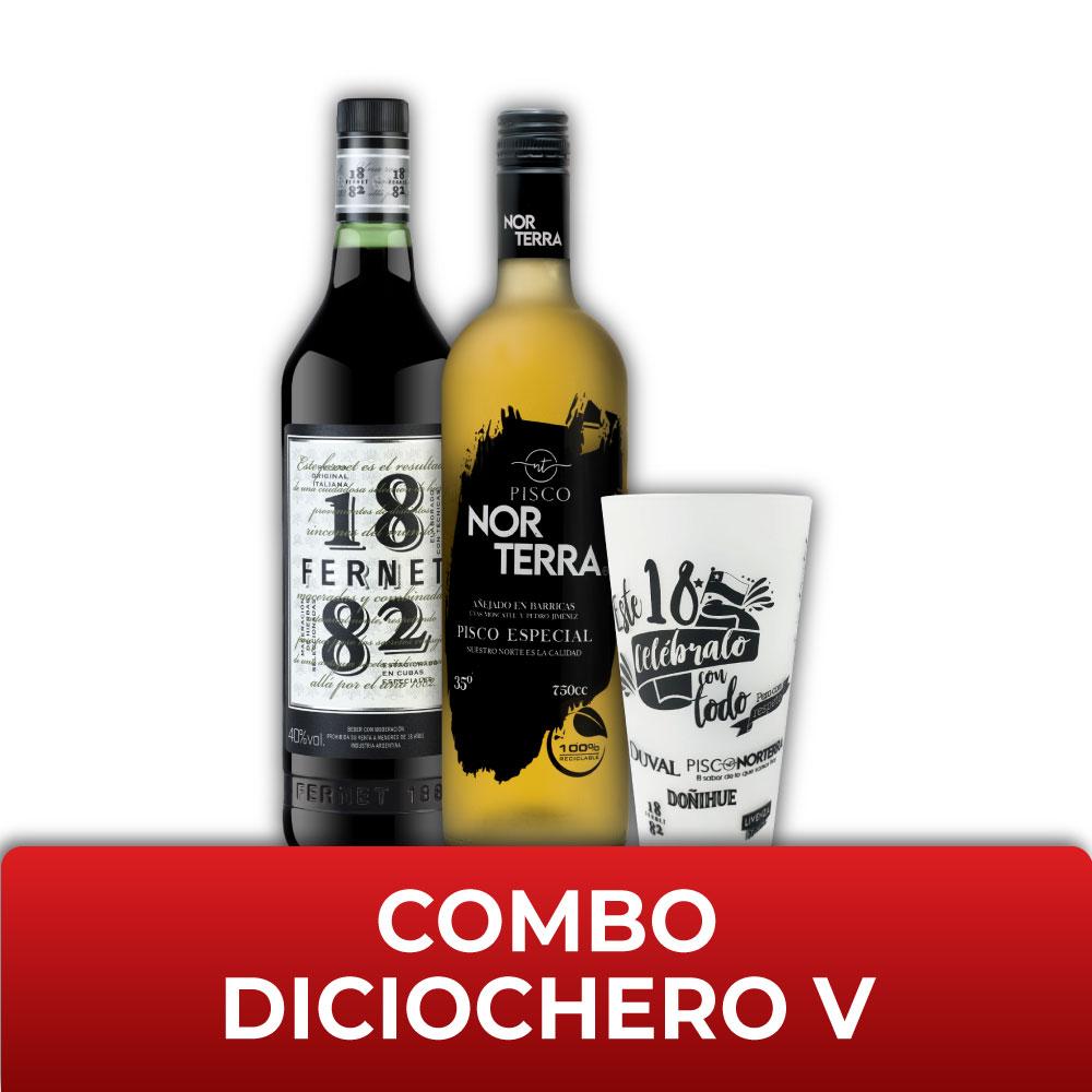 Combo DICIOCHERO 5