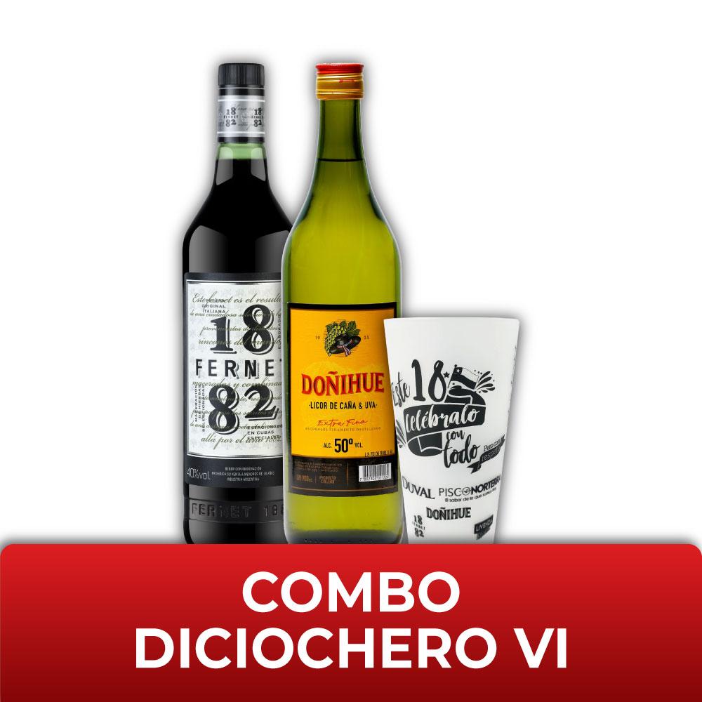 Combo DICIOCHERO 6
