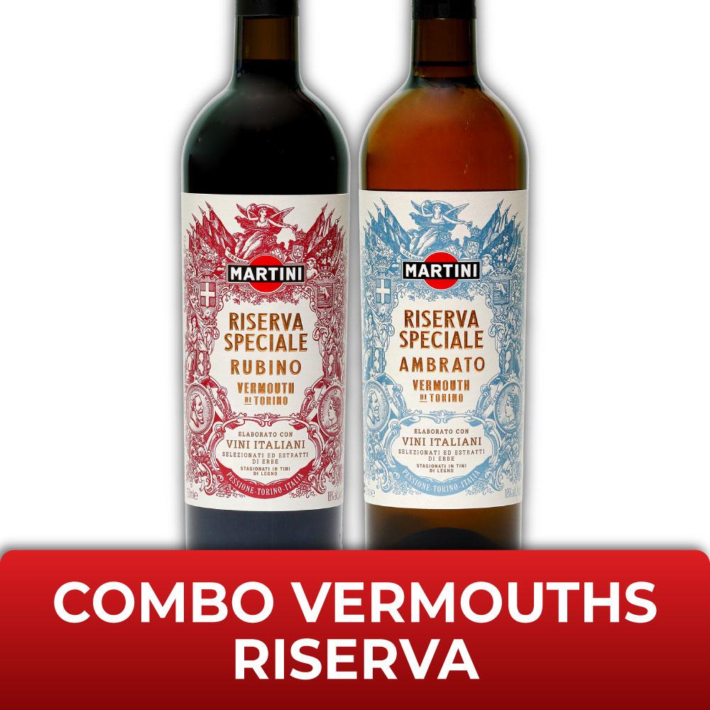 Combo VERMOUTHS RISERVAs
