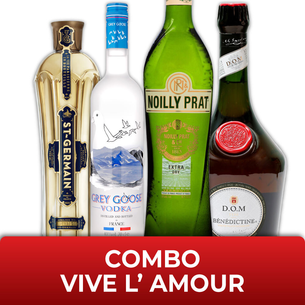 Combo VIVE L'AMOURs