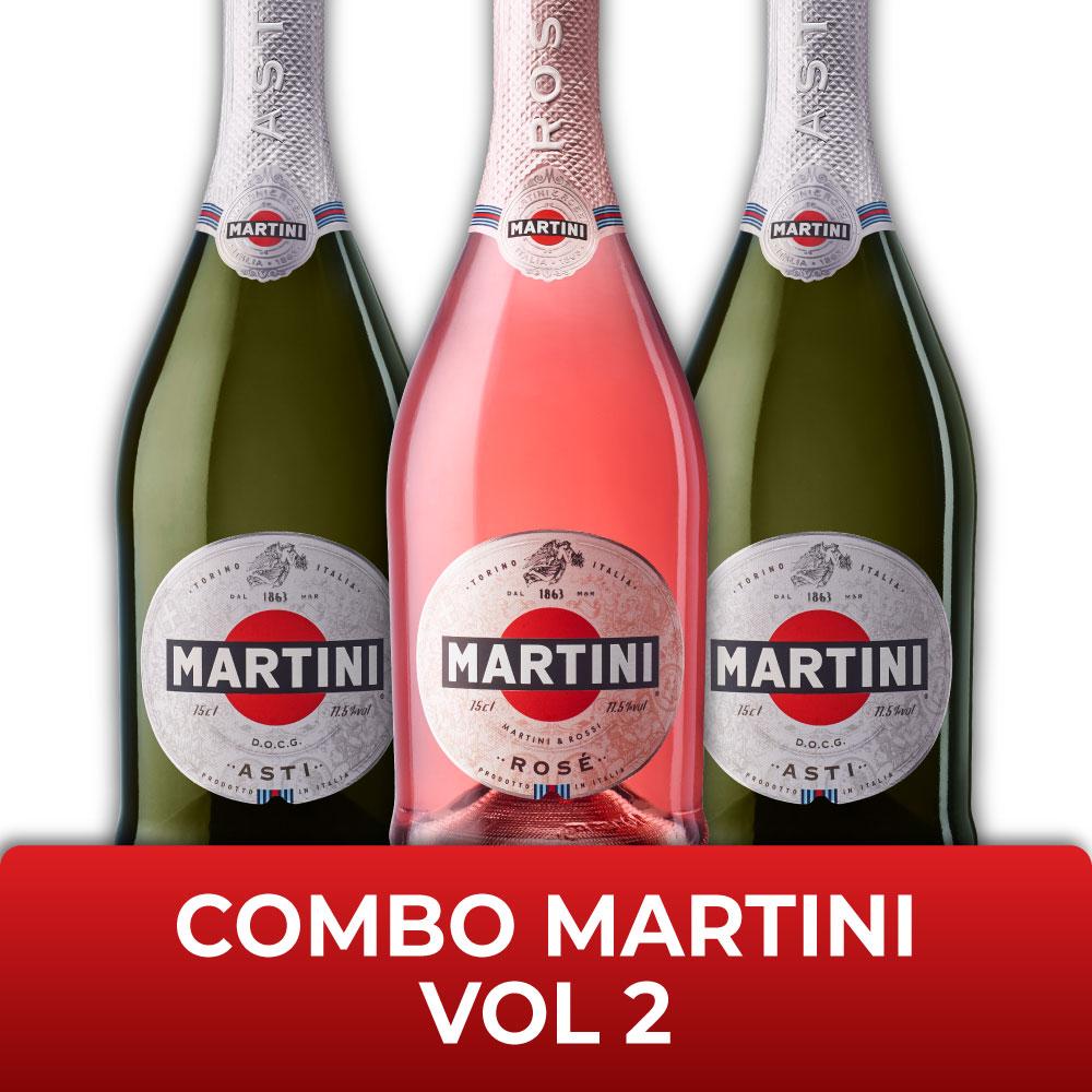 Combo Martini vol. 2s