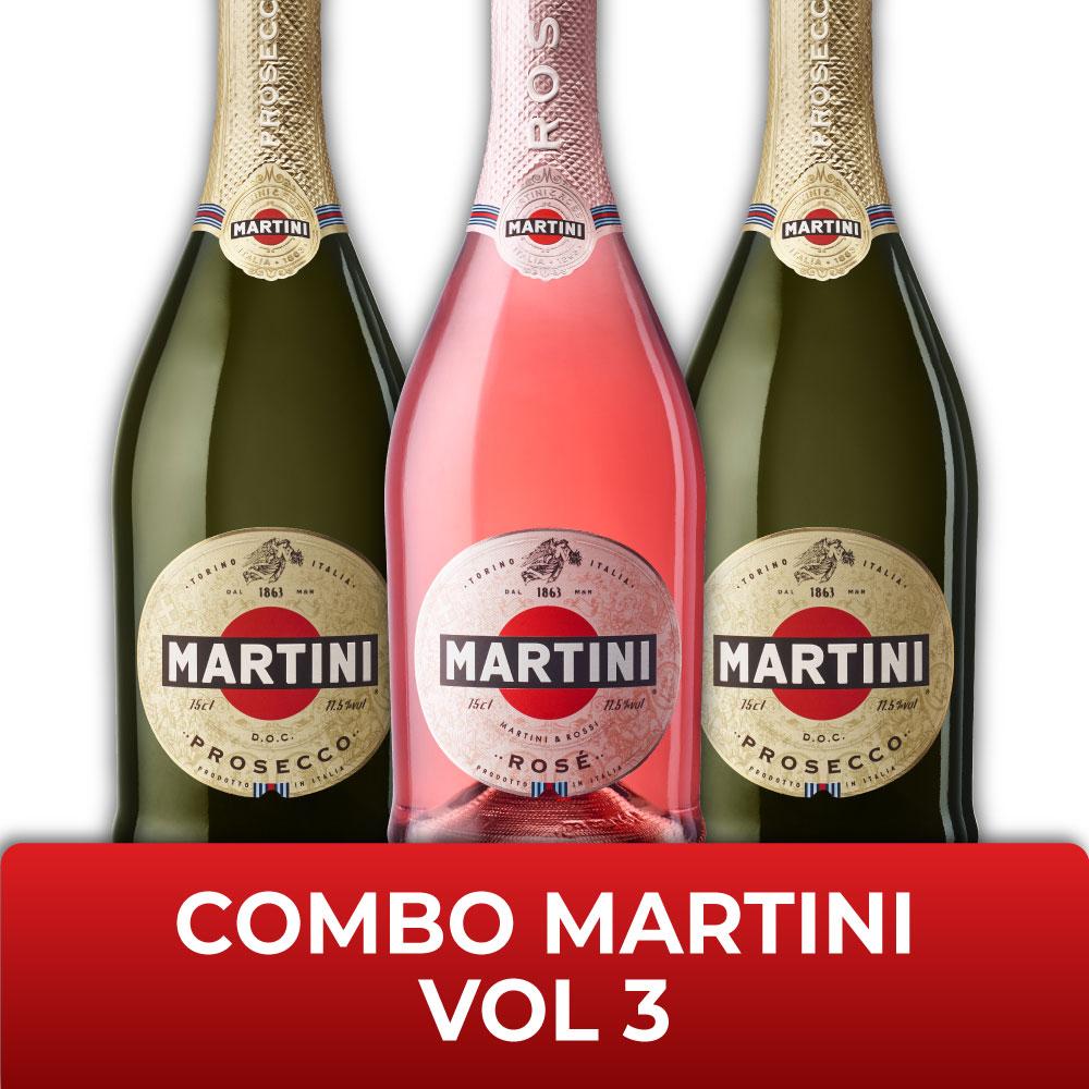 Combo Martini vol. 3s