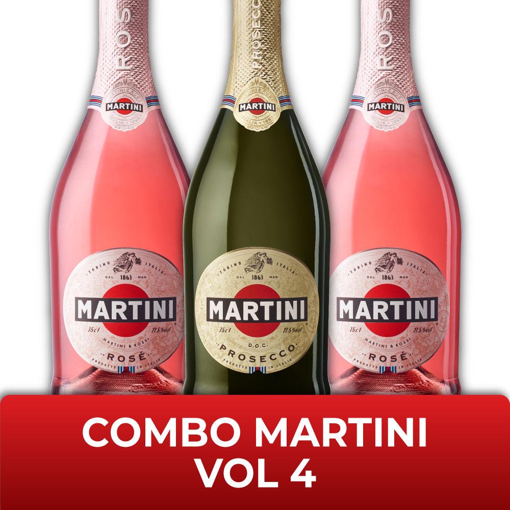 Combo Martini vol. 4s