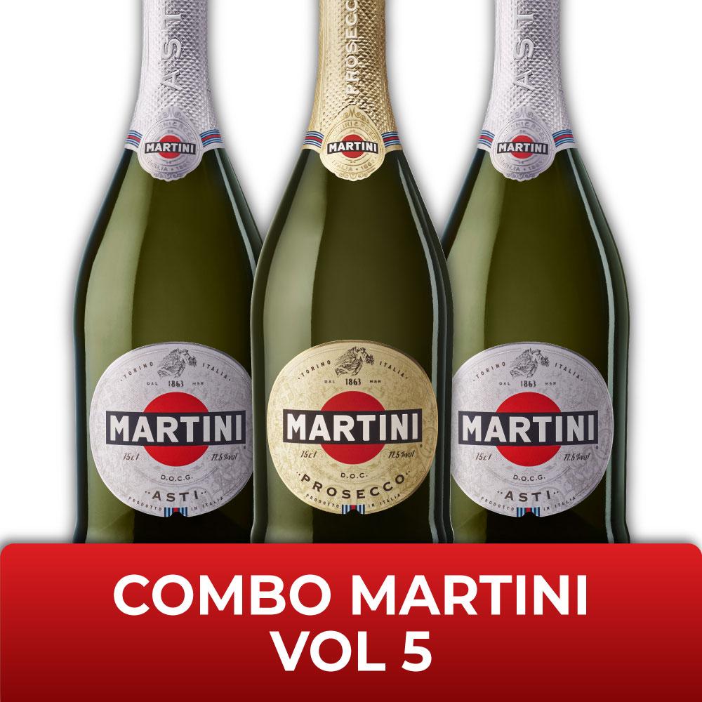 Combo Martini vol. 5s
