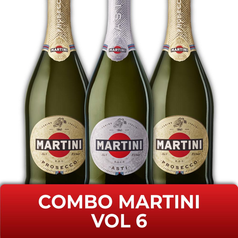 Combo Martini vol. 6s