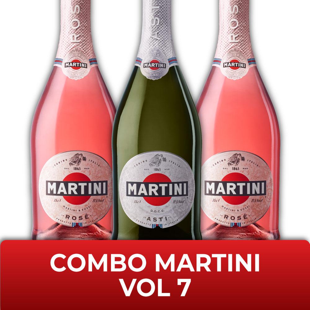 Combo Martini vol. 7s