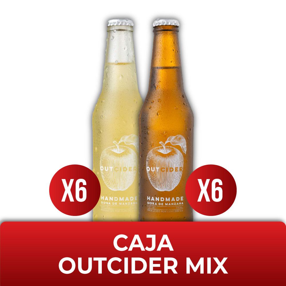OUTCIDER CAJA MIX
