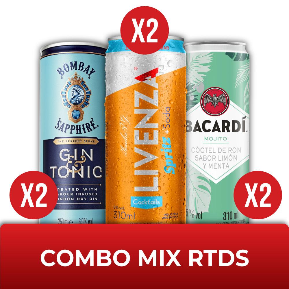 Combo MIX RTDs