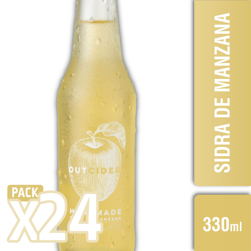 OUTCIDER EVA 330ml PACK x24